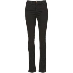 Textiel Dames Skinny jeans Acquaverde TWIGGY Zwart