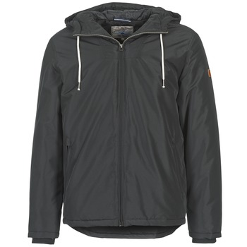 Textiel Heren Parka jassen Jack & Jones NEW CANYON ORIGINALS Zwart