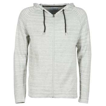 Textiel Heren Vesten / Cardigans Jack & Jones TRIAL CORE Grijs