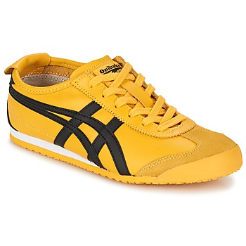 Schoenen Lage sneakers Onitsuka Tiger MEXICO 66 Zwart / Wit