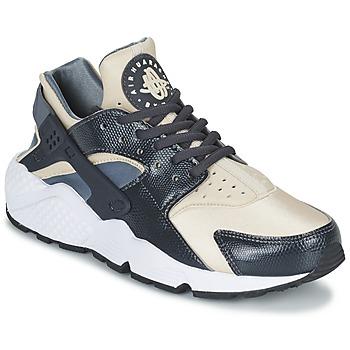 Schoenen Dames Lage sneakers Nike AIR HUARACHE RUN W Grijs / Beige