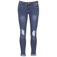 Textiel Dames Skinny jeans Yurban IFOUNOLE Blauw / Medium