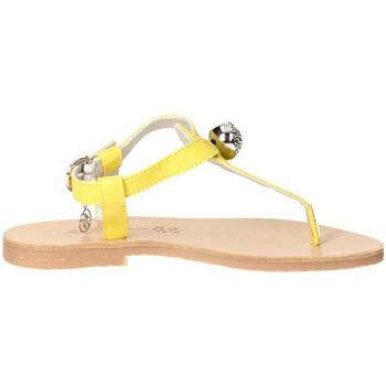 Schoenen Meisjes Sandalen / Open schoenen Blumarine D5352 Jeans