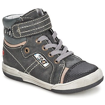 Schoenen Jongens Hoge sneakers GBB HERMINIG Grijs