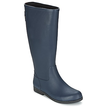 Schoenen Dames Regenlaarzen Swims STELLA BOOT Navy