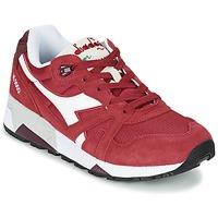 Schoenen Lage sneakers Diadora N9000 III Rood