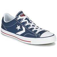 Schoenen Lage sneakers Converse STAR PLAYER CORE CANVAS OX Marine / Wit
