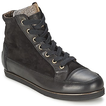 Schoenen Dames Hoge sneakers Tosca Blu BANGKOK Zwart