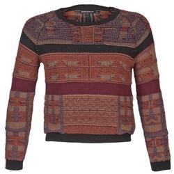 Textiel Dames Truien Antik Batik AMIE Rouille