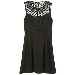 Textiel Dames Korte jurken Brigitte Bardot BB45057 Zwart