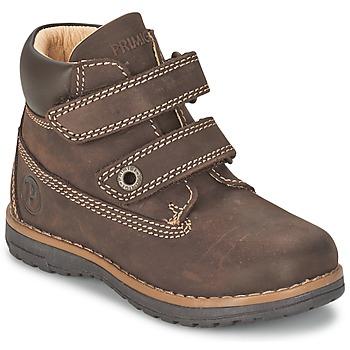 Schoenen Jongens Laarzen Primigi ASPY 1 Brown