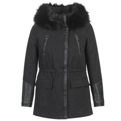 Textiel Dames Parka jassen Betty London FOUINI Zwart