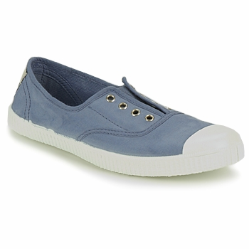 Schoenen Lage sneakers Victoria 6623 Blauw