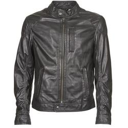 Textiel Heren Leren jas / kunstleren jas Oakwood 60835-501  zwart