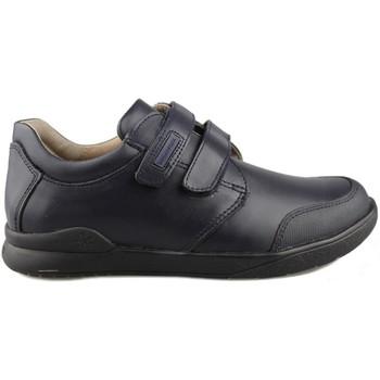 Schoenen Jongens Lage sneakers Biomecanics COLEGIËLE BENJAMIN BLUE