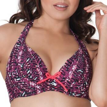 Textiel Dames Bikinibroekjes- en tops Curvy Kate Instinct Violet