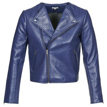 Textiel Dames Wind jackets Manoush PERFECTO Marine
