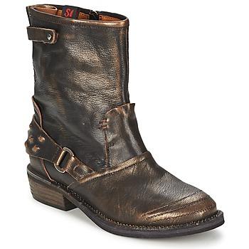 Schoenen Dames Laarzen Sans Interdit HASHLEY Cannelle