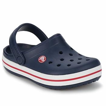 Schoenen Kinderen Klompen Crocs CROCBAND KIDS Marine
