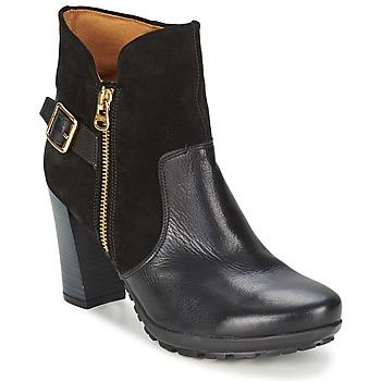 Schoenen Dames Enkellaarzen Hispanitas ARIZONA Zwart