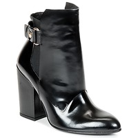 Schoenen Dames Low boots Paul & Joe MARCELA Zwart