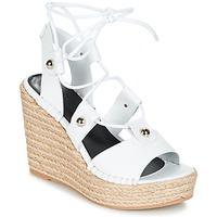 Schoenen Dames Sandalen / Open schoenen Sonia Rykiel 622908 Wit