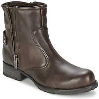 Schoenen Dames Laarzen One Step IAGO Choco