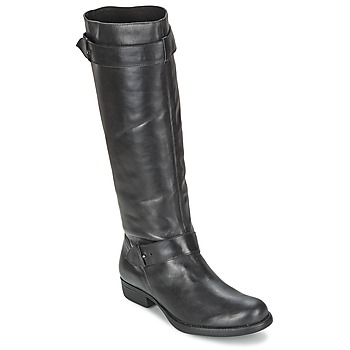 Schoenen Dames Hoge laarzen One Step IANNI Zwart