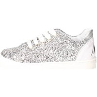 Schoenen Kinderen Lage sneakers Blumarine D3556 Silver