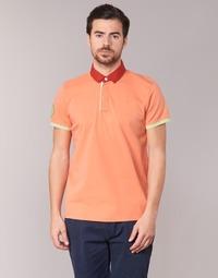 Textiel Heren Polo's korte mouwen Serge Blanco PRC1256 Corail