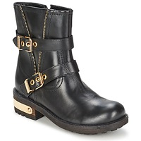Schoenen Dames Laarzen Elle RASPAIL Zwart