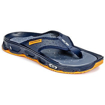 Schoenen Heren Slippers Salomon RX BREAK Blauw / Orange