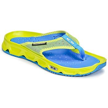 Schoenen Heren Slippers Salomon RX BREAK Geel / Blauw