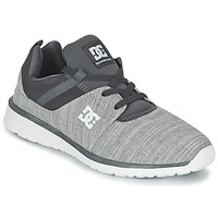 Schoenen Heren Lage sneakers DC Shoes HEATHROW SE M SHOE GRH Grijs