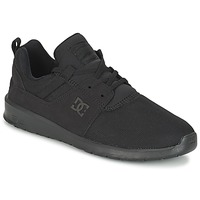 Schoenen Heren Lage sneakers DC Shoes HEATHROW M SHOE 3BK Zwart