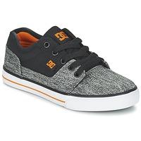 Schoenen Jongens Lage sneakers DC Shoes TONIK TX SE B SHOE BGY Zwart / Grijs / Orange
