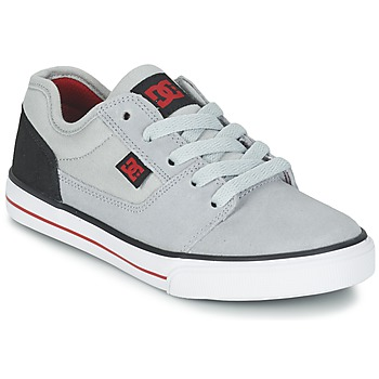 Schoenen Jongens Lage sneakers DC Shoes TONIK B SHOE XSKR Grijs / Zwart / Rood