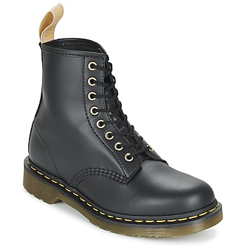 Schoenen Laarzen Dr Martens VEGAN 1460 Zwart