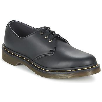 Schoenen Laarzen Dr Martens VEGAN 1461 Zwart