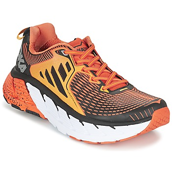 Schoenen Heren Running / trail Hoka one one GAVIOTA Orange / Zwart
