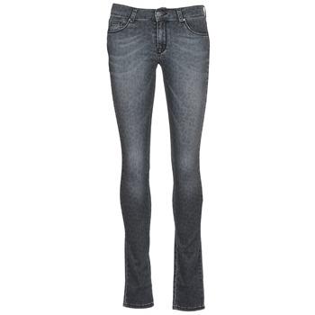 Textiel Dames Skinny jeans Cimarron LANA Grijs