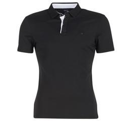 Textiel Heren Polo's korte mouwen Armani jeans MEDIFOLA Zwart