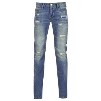 Textiel Heren Skinny jeans Armani jeans NAKAJOL Blauw