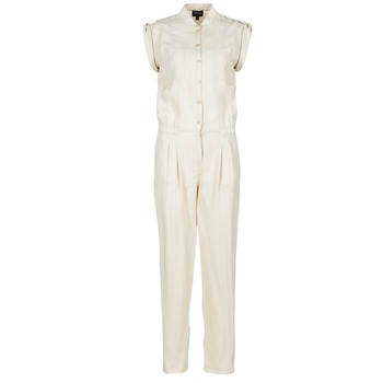 Textiel Dames Jumpsuites / Tuinbroeken Armani jeans FOFFIA Beige