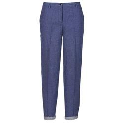 Textiel Dames 5 zakken broeken Armani jeans JAFLORE Blauw