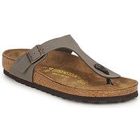 Schoenen Dames Sandalen / Open schoenen Birkenstock GIZEH Steen