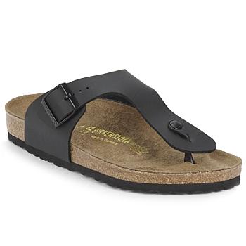Schoenen Heren Slippers Birkenstock RAMSES Zwart