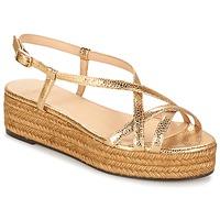 Schoenen Dames Sandalen / Open schoenen Castaner MAGDALENA Goud