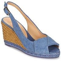 Schoenen Dames Sandalen / Open schoenen Castaner BRIANDA Blauw