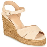 Schoenen Dames Sandalen / Open schoenen Castaner BLAUDELL Nude